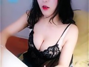 Chinese Webcam Model Masturbating Series 28092019006